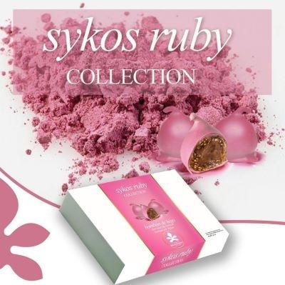Smochine in ciocolata Ruby
