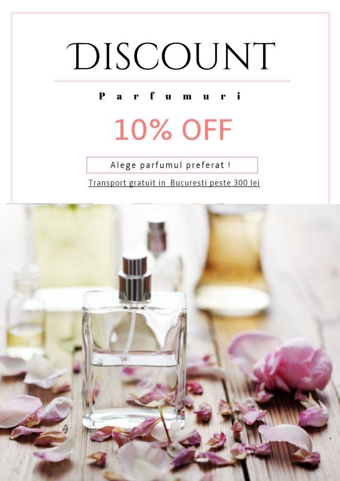 10% Reducere Parfumuri
