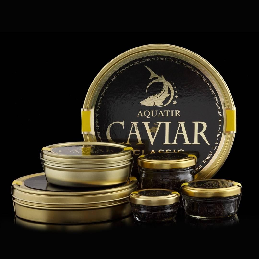 Icre negre si caviar