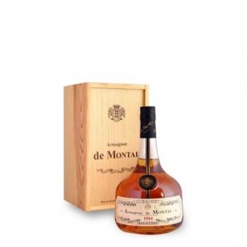 Armagnac De Montal 1984 70cl