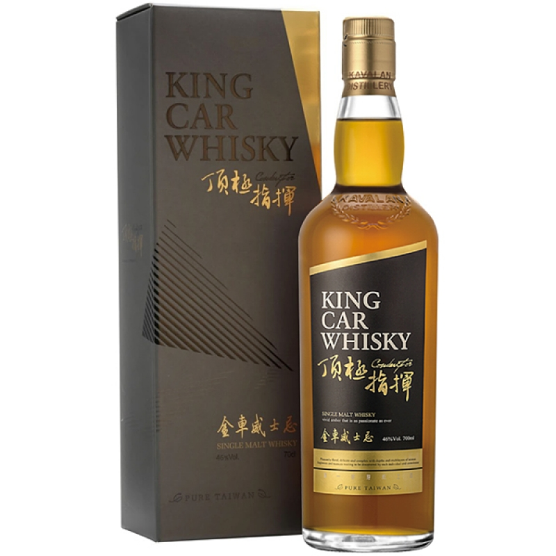 WHISKY KAVALAN KING CAR 0.7L 0