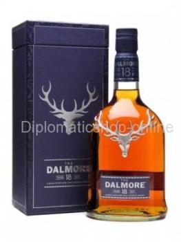 Whiskey Dalmore 18yo 70cl