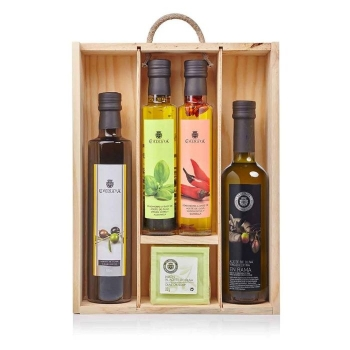 SET CADOU GOURMET LARGE BOX