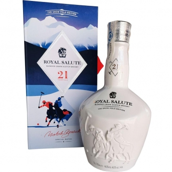 Whisky Chivas Royal Salute Snow Polo Edtition 0.7l