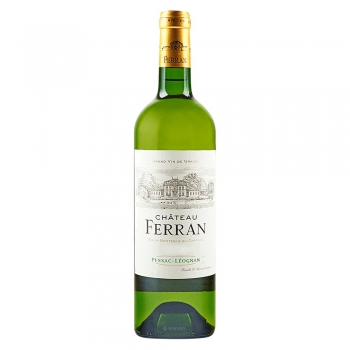 Vin Chateau Ferran Pessac-Léognan Blanc 2017