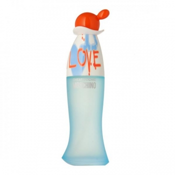 MOSCHINO I LOVE LOVE APA DE TOALETA 50 ML