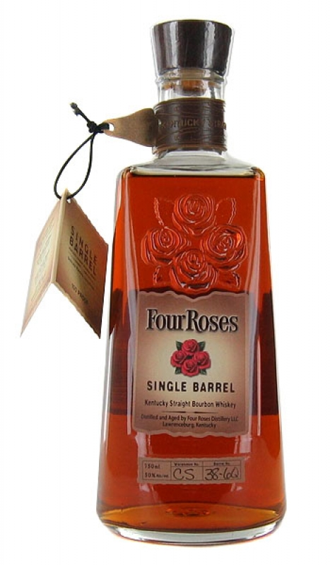 WHISKEY FOUR ROSES SINGLE BARELL 70CL 0