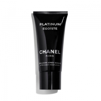 CHANEL PLATINUM EGOISTE AFTER SHAVE BALSAM 75 ML