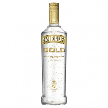 VODCA SMIRNOFF GOLD COLLECTION 0.7L