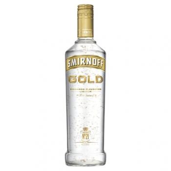 VODCA SMIRNOFF GOLD COLLECTION 0.7L