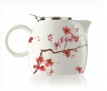 Tea Forte Ceainic Ceramic Cherry Bllosoms