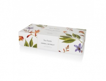 Ceai Tea Forte Ribbon Box  Herbal Retreat 10 Buc  1