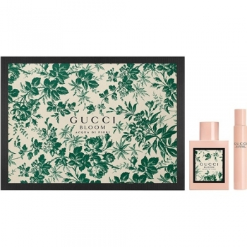 Gucci Bloom Acqua Di Fiori 50ml.7.4ml EDT SET Ml