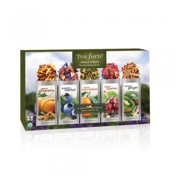 Tea Forte Cutie Cu 15 Infuzii De Ceai Herbal Retreat