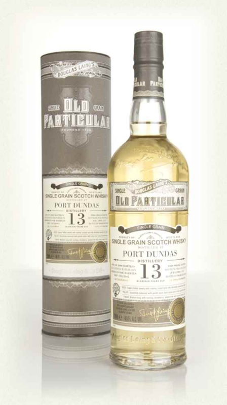 WHISKY OLD PARTICULAR PORT DUNDAS 13YO 70CL 0