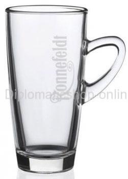 Ronnefeldt Pahar De Sticla Cu Logo