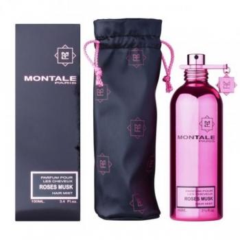 Montale Roses Musk Hair Mist 100 Ml