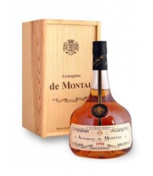 Armagnac De Montal 1990 70cl