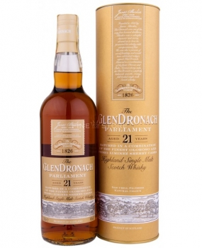 WHISKEY GLENDRONACH 21YO PARLIAMENT 70CL