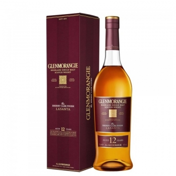 Whisky Glenmorangie Lasanta Sherrycask 12yo 0.7l