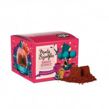 Trufe De Ciocolata Monty Bojangles Berry Bubbly 100g
