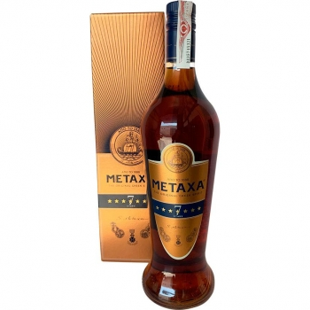 BRANDY METAXA 7* 1L