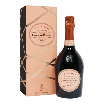 LAURENT PERRIER CUVEE ROSE GIFT 0.75L