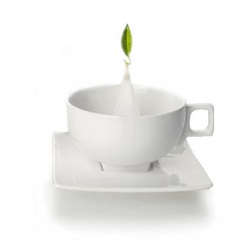Tea Forte Ceasca Si Farfurioara Solstice