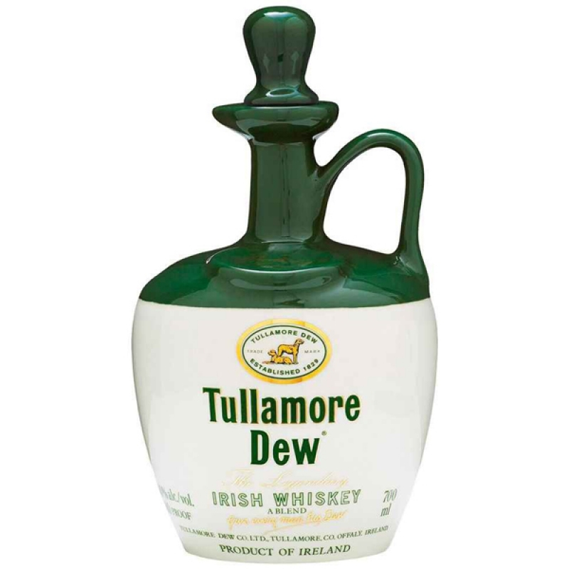 Whiskey Tullamore Dew Crock 70cl 0