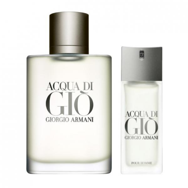 Giorgio Armani Acqua Di Gio 100ml.15ml EDT Travel Set Ml 0