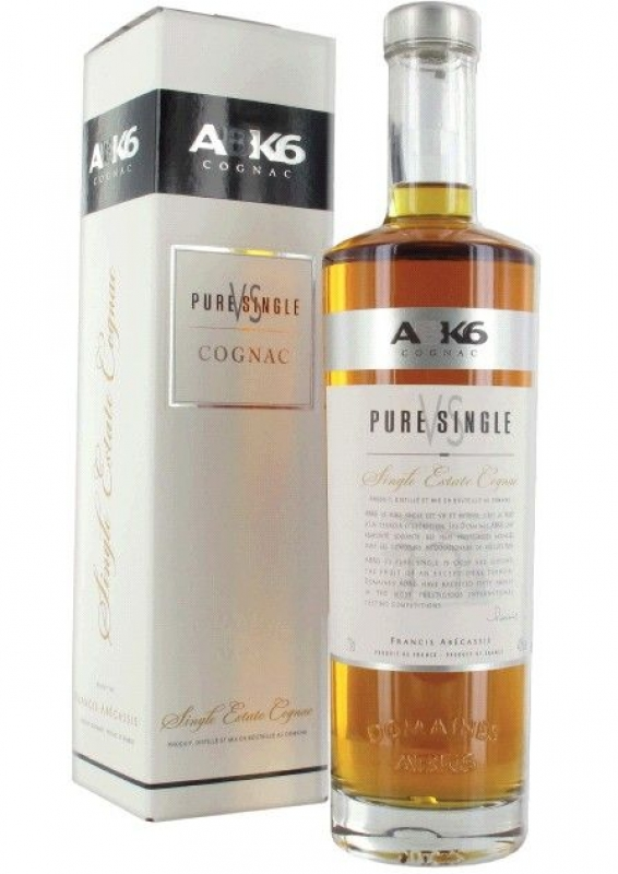 COGNAC ABK6 VS PURE SINGLE 70CL 0