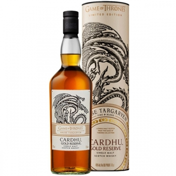 Cardhu Gold Reserve Game Of Thrones 0.7l