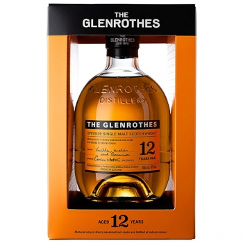 WHISKY GLENROTHES 12 ANI 0.7L
