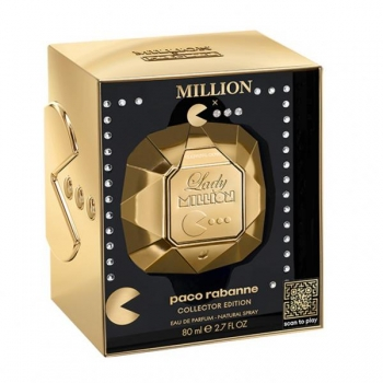 Paco Rabanne Lady Million Pac Man EDP 80 Ml