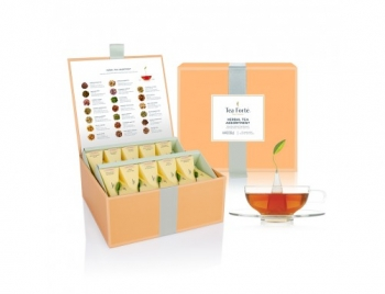 TEA FORTE CADOU TEA CHEST HERBAL 40BUC