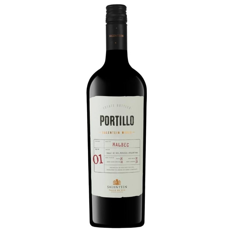 SALENTEIN PORTILLO MALBEC 0