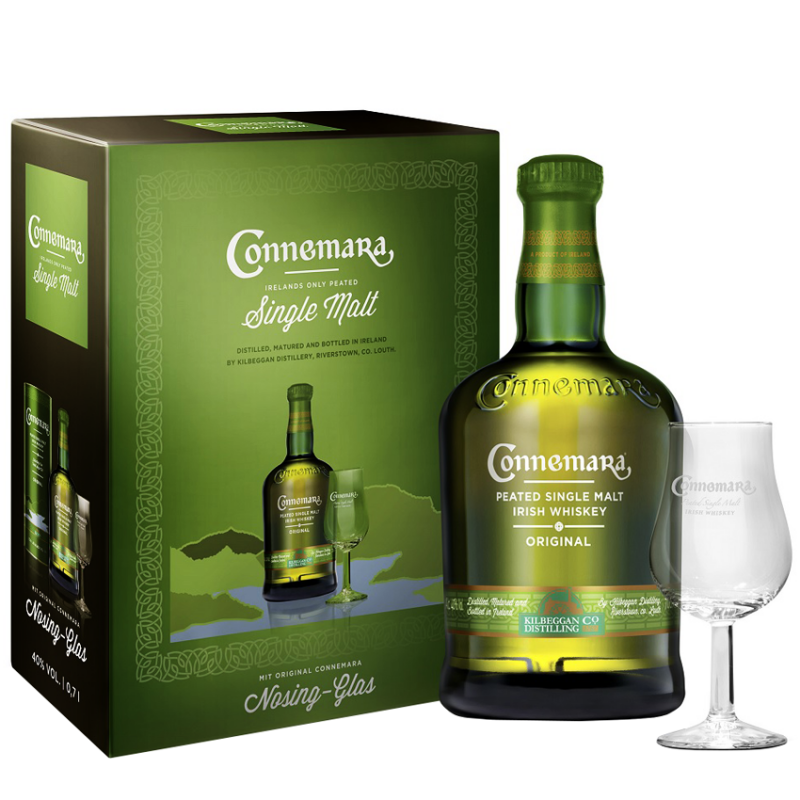 WHISKEY CONNEMARA GIFT BOX 0.7L 0