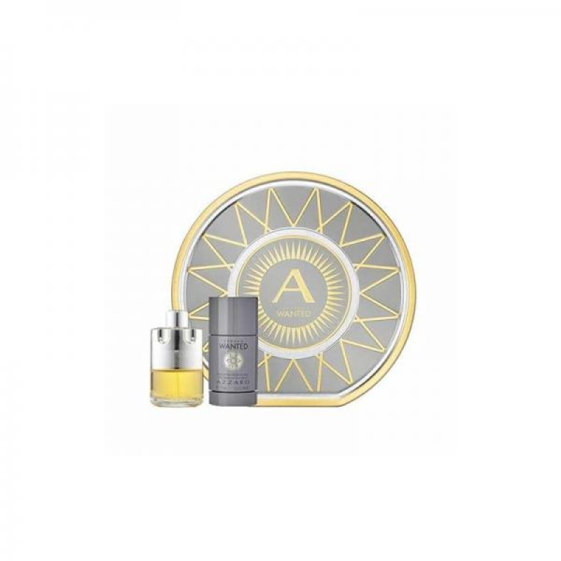 Azzaro Wanted 50ml.75dst EDT SET Ml 0