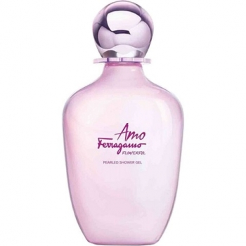 SALVATORE FERRAGAMO AMO FERRAGAMO FLOWERFUL GEL DUS 200 ML