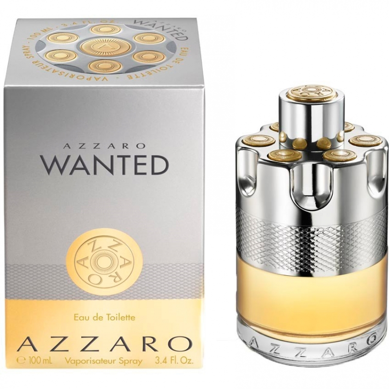 AZZARO WANTED HOMME EDT 50ML 0