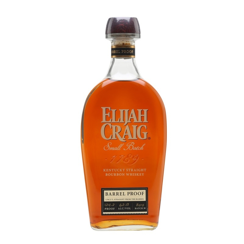 WHISKY ELIJAH CRAIG BARREL PROOF 0.7L 0