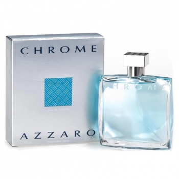 AZZARO CHROME APA DE TOALETA 100 ML