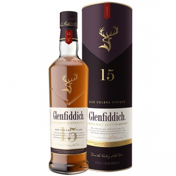 Whisky Glenfiddich 15yo 70cl