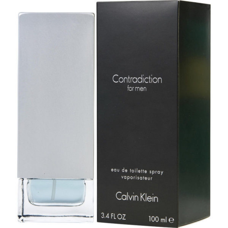 CALVIN KLEIN CONTRADICTION FOR HIM EDT 100 ML 0