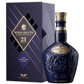 WHISKY CHIVAS REGAL ROYAL SALUTE 21 YO 70CL