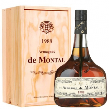 Armagnac De Montal 1988 0.7l