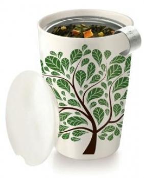 TEA FORTE CANA KATI GREEN LEAVES