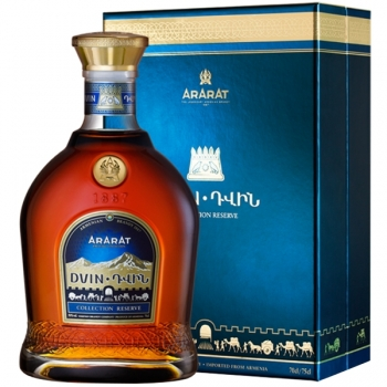 ARARAT DIVIN COLLECTION RESERVE 0.7L