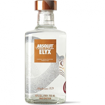 Vodka Absolut Elyx 70cl