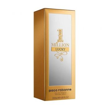 PACO RABANNE 1 MILLION LUCKY APA DE TOALETA 200 ML